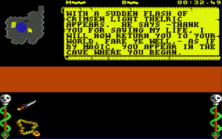 Master of Magic (The) (Commodore 64)