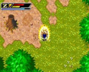 Dragon Ball Z: Buu's Fury (GBA)