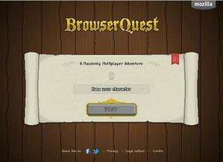 Browser Quest (MMORPG)
