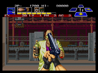 Super Spy (The) (NeoGeo CD)