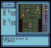 Evolution: Eternal Dungeons (NGP/NGPC)