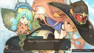Atelier Shallie Plus: Alchemists of the Dusk Sea (PS Vita)
