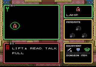 Legend of Zelda (The): A Link to The Past (SNES)