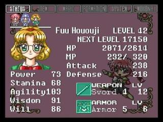 Magic Knight Rayearth (SNES)
