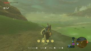 Legend of Zelda (The): Breath of The Wild (Switch)