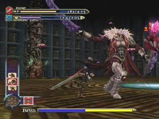 Castlevania: Curse of Darkness (Playstation 2)