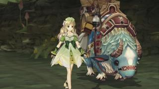 Atelier Ayesha: The Alchemist of Dusk (Playstation 3)
