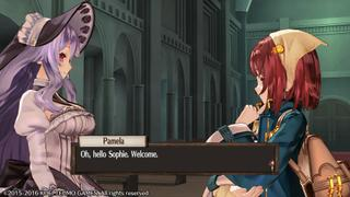 Atelier Sophie: The Alchemist of the Mysterious Book (Playstation 4)