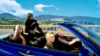 Final Fantasy XV (Playstation 4)