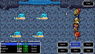 Dragon Sinker (PS Vita)