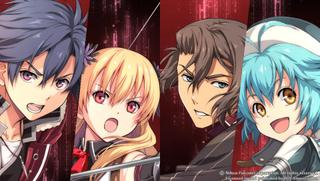 Legend of Heroes (The): Trails of Cold Steel II (PS Vita)