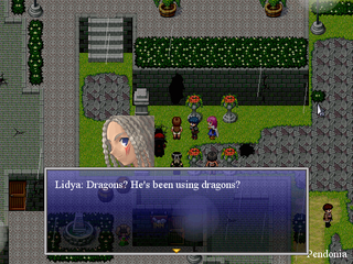 Master of Souls (RPG Maker)